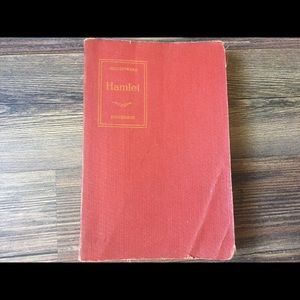1932 Shakespeare's Hamlet